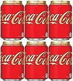 Coca-Cola Caffeine Free, 12oz, Pack of 6