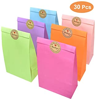Amazon.es: papel kraft color - Bolsas de cumpleaños ...