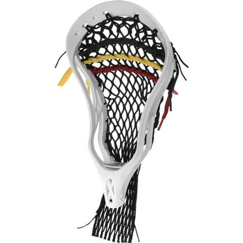 Warrior Evolution X Rasta Lacrosse Head, Black