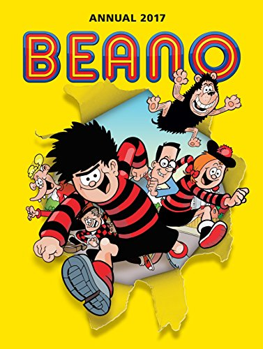The Beano Annual 2017 (DCT Annuals) (English Edition)