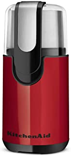 KitchenAid BCG111ER Blade Coffee Grinder – Empire Red