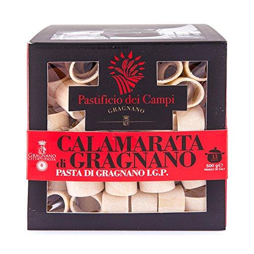 Pastificio dei Campi Calamarata, ringförmig, Pasta di Gragnano IGP, No.56, 500g