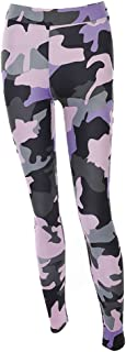 LISTHA Women Yoga Leggings Printed Sports Workout Gym Fitness Exercise Athletic Pants
