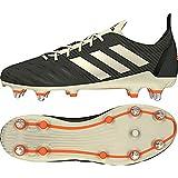 adidas Malice (SG), Chaussures de Rugby Homme, Negbás/Rossen/Balcri, 45 1/3 EU