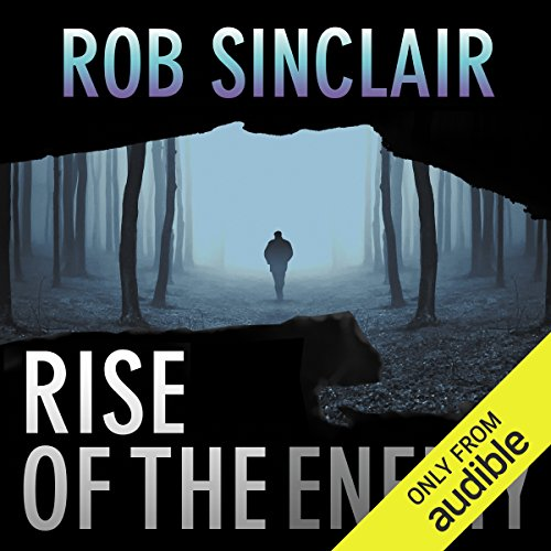 Rise of the Enemy audiobook cover art
