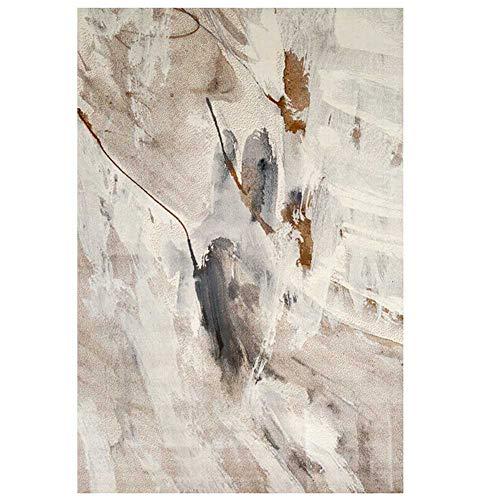 RSTJ-Sjcw Tappeto di tiro shag, Tappeti di tappeti di Lusso shag per Camera da Letto, Soggiorno, Tappetino Morbido Stile Morbido Stile per Bambini,Sf02,5.2' x 7.5'