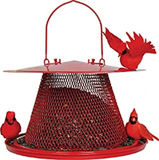 Perky-Pet C00322 Red Cardinal Bird Feeder