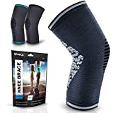 Best Compression Knee Sleeves - POWERLIX Knee Brace Support – Best Compression Sleeve Review