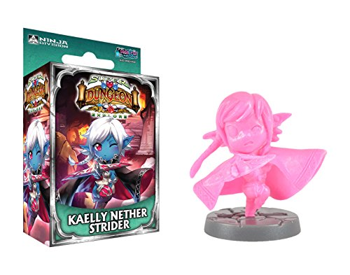 Super Dungeon Explore 247TOYS037 Heroes V2 Kaelly Nether Strider Booster Soda Pop Miniatures - version anglaise