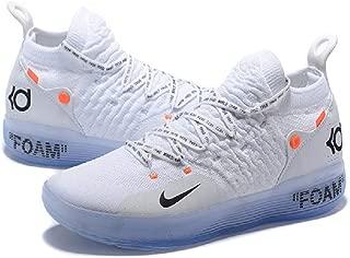 Men's Zoom KD 11 Cushion Basketball shoes White/Black