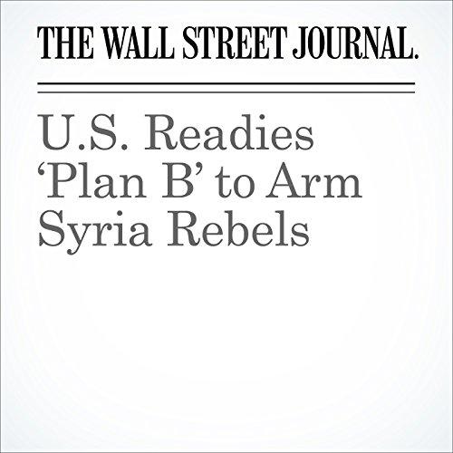U.S. Readies 'Plan B' to Arm Syria Rebels audiobook cover art