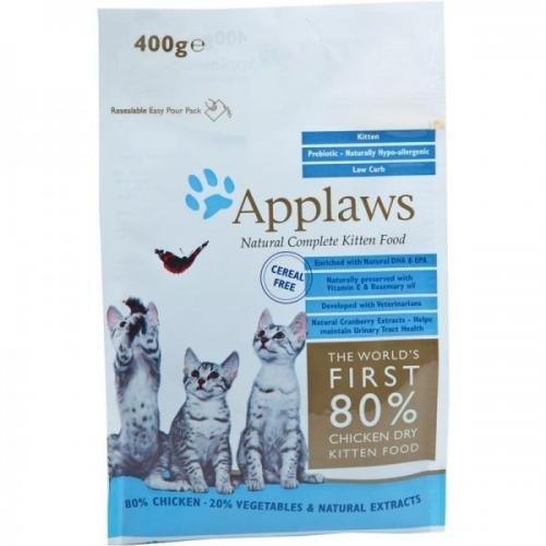 Applaws Katzentrockenfutter Kitten 400 g, Trockenfutter, Katzenfutter