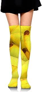 Athletic Hiking Socks Cushioned Crew Socks Non Slip Compression Sock for Gym