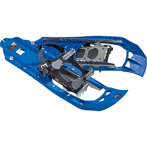 MSR Evo Trail 22-Inch Hiking Snowshoes, Dark Blue