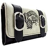 Cartera de Supernatural Winchester Hermanos Kit de Cazadores Crema