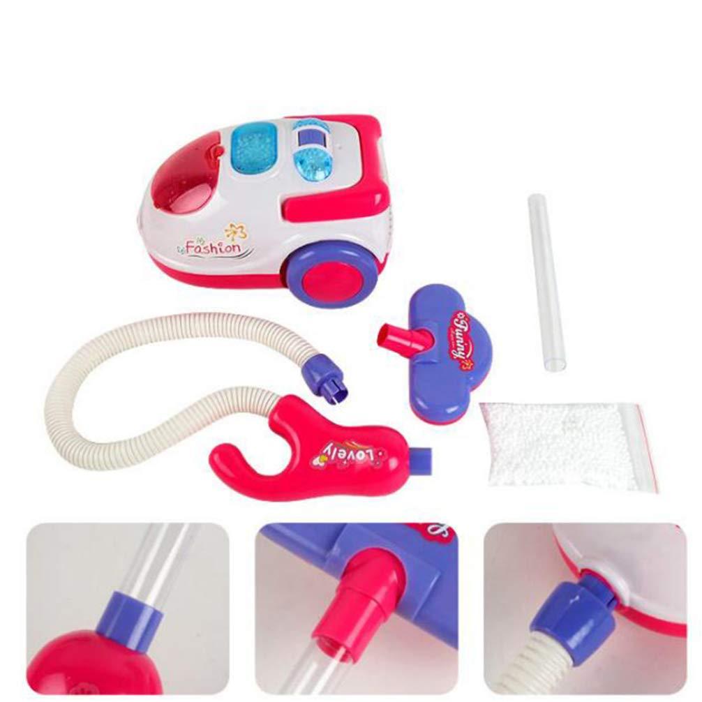 TOYANDONA 1 pc niños aspiradora Juguete simulación electrodomésticos Juguete Mini simulación Simular Juego de Roles para niños: Amazon.es: Juguetes y juegos