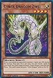 Yu-Gi-Oh! Cyber Dragon Zwei - LEDD-ENB02 - Common - 1st Edition - Legendary Dragon Decks (1st Edition)