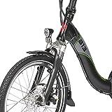 AsVIVA E-Bike Elektro Faltrad B13 mit 36V 15,6Ah Samsung Akku, extrem kompakt | 20