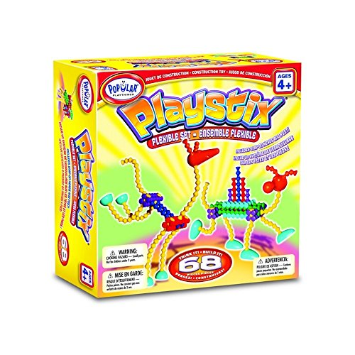 Popular Playthings Playstix Flexible Set