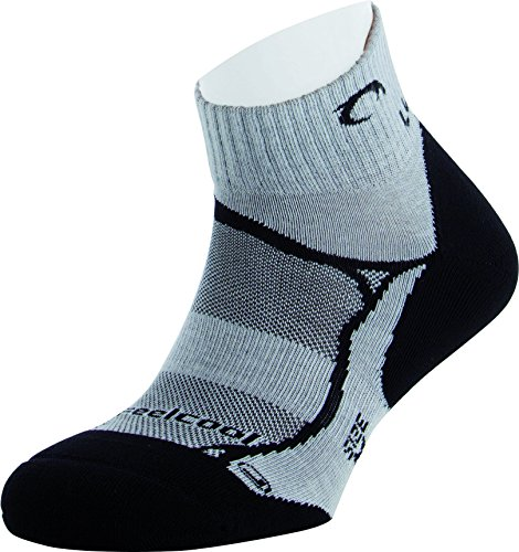 Lurbel Aitana Mixte, Gris, FR : Chaussettes : 35-38 (Taille Fabricant : S)