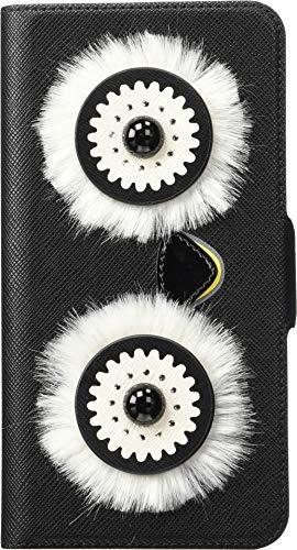 Kate Spade New York Penguin Folio Phone Case for iPhone X Plus Black Multi One Size