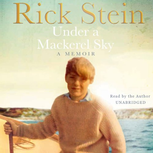 Under a Mackerel Sky audiobook cover art