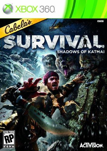 Cabelas Survival: Shadows of Katmai - Xbox 360
