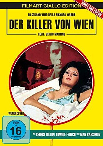 Der Killer von Wien - Filmart Giallo Edition Nr. 4