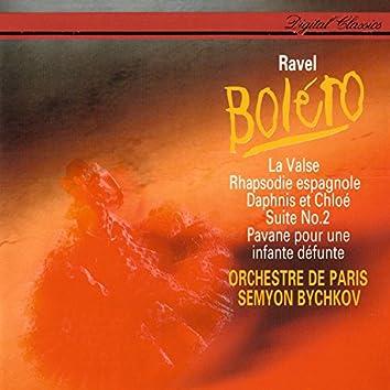 Ravel: Boléro; Rapsodie espagnole; La Valse; Daphnis & Chloé Suite No. 2; Pavane pour une infante défunte