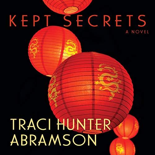 Kept Secrets audiobook cover art