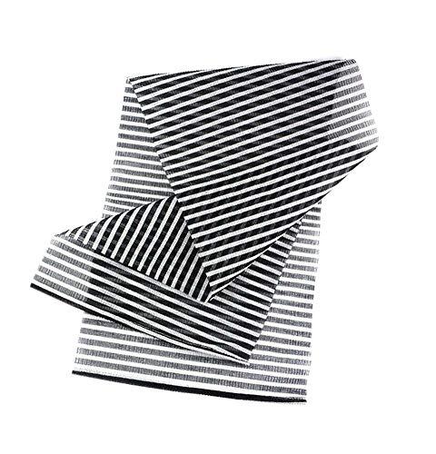 Essuie-mains en tissu exfoliant pour le corps Laveur de douche puissant dépoli, paquet de 2