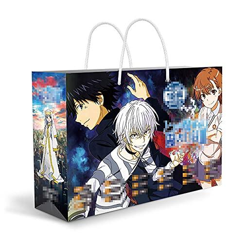 CHEONGS Serie de catálogo de Libros mágicos prohibidos/Periferia de Anime/Juego de Caja de Regalo de Anime/con póster/Postal/Pegatina/Marcador/Tarjeta de felicitación/Insignia de Metal/Juego