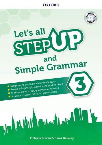 Step up: let's all. Per la Scuola media. Con espansione online [Lingua inglese]: 3