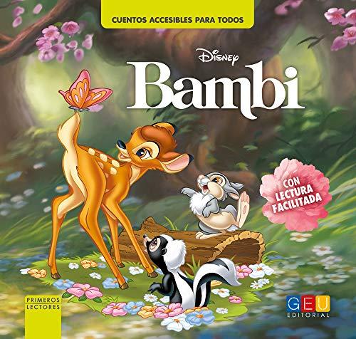 Bambi - Lectura facilitada (Cuentos accesibles para todos)
