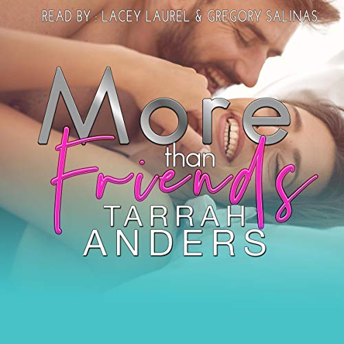 More Than Friends cover art