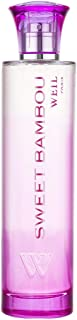 Sweet Bambou by Weil for Women - 3.3 oz EDP Spray