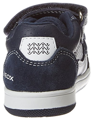 Geox Baby Jungen New Flick Boy B Sneaker, Blau - 3