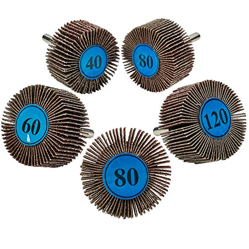 ALI INDUSTRIES 7000 Fine Sanding Wheel 5-Inch x 1-Inch