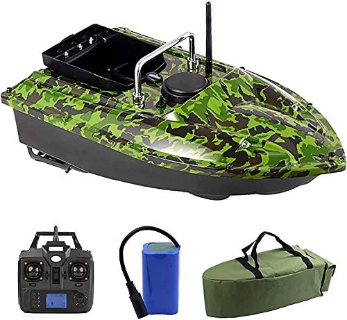 Barca Esca , RC Barche da pesca per la pesca Real Pesce-RC Finder Finder Pesca Bait Bait Bait Telecomando Ship Ferro da pesca Barche da pesca, barca con Fish Finder , Esca da pesca in barca a distanza