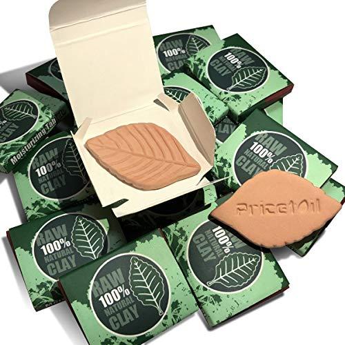 Brown Sugar Saver Set of 10 Pcs Sugar Softener Terra Cotta Hydro Stones Bread Cakes Keeper