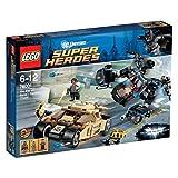 レゴ (LEGO) スーパー・ヒーローズ バットマン vs ベイン™:タンブラー・チェイス 76001