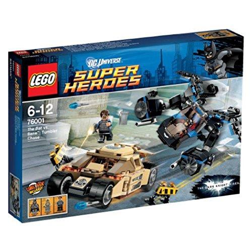 LEGO Batman vs Bane 76001 - Verfolgungsjagd im Tumbler