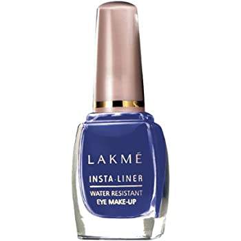 Lakme Insta Eye Liner, Blue, 9 ml