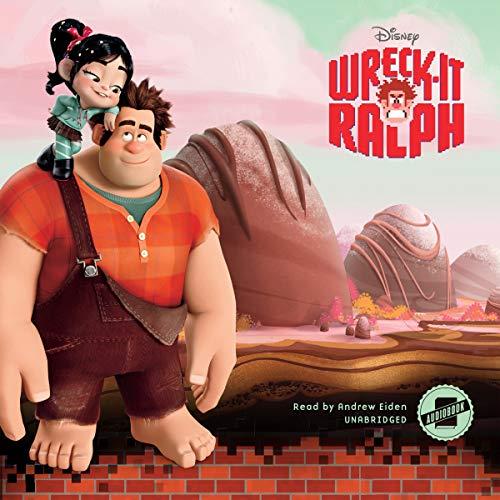Wreck-It Ralph Audiobook By Disney Press, Irene Trimble cover art