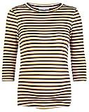 ESPRIT Maternity Damen T-Shirt ls yd Umstandslangarmshirt, Chinese Yellow-780, M
