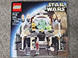 LEGO ( LEGO ) Star Wars ( Star Wars ) Jabba's Palace (4480) block toys ( parallel imports )