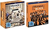 Orange is the New Black Staffeln 1-5 [Blu-ray]