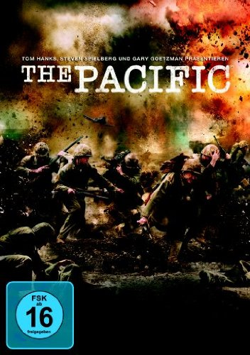 The Pacific [Alemania] [DVD]