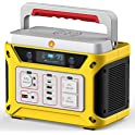 Shell Portable 583Wh Backup Lithium Battery Pack Solar Generator
