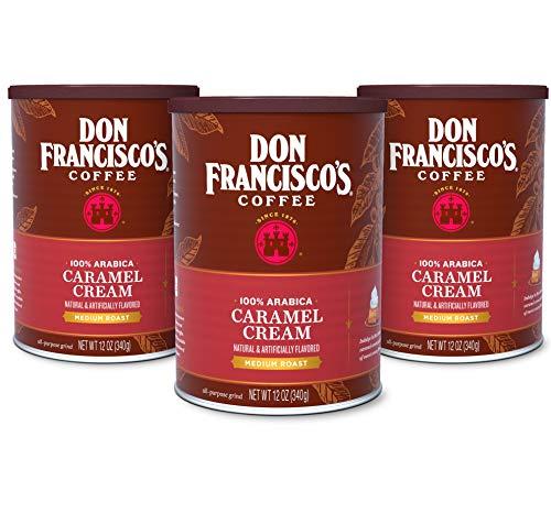 Don Francisco's Caramel Cream...